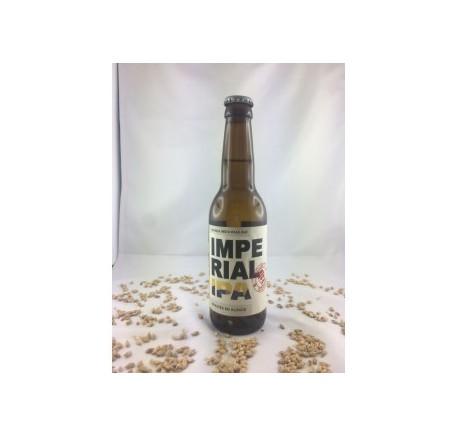 Bière BOUM'R Impérial IPA - Bière Artisanale - Lecomptoirdesauthentics