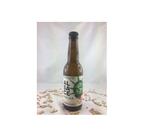Bière BOUM'R APA Alsace Pale Ale