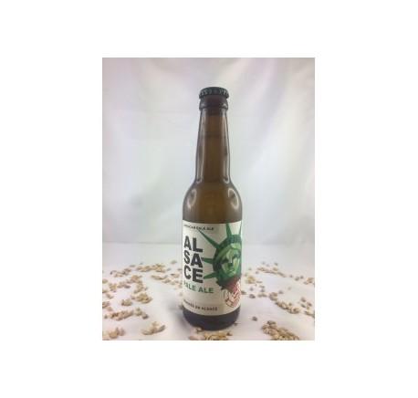 Bière BOUM'R APA Alsace Pale Ale - Bière Artisanale - Lecomptoirdesauthentics