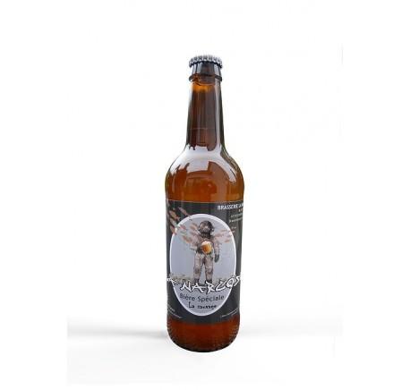 Bière LA NARCOSE aux Orties - Bière Artisanale - Lecomptoirdesauthentics