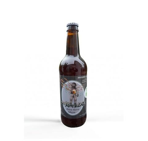 Bière LA NARCOSE L'Abyss noire Bio