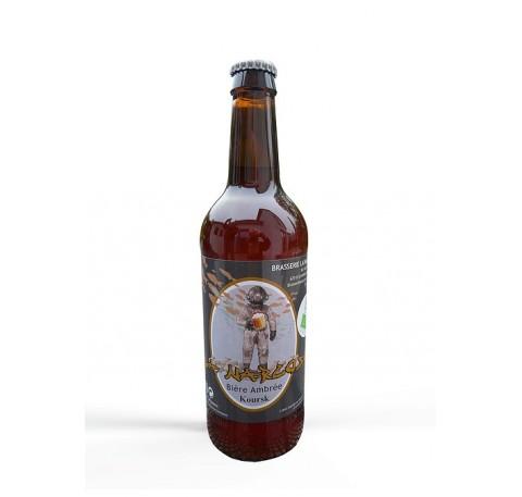 Bière LA NARCOSE La Koursk ambrée Bio