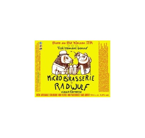 Bière RADWULF Yellow Carpet