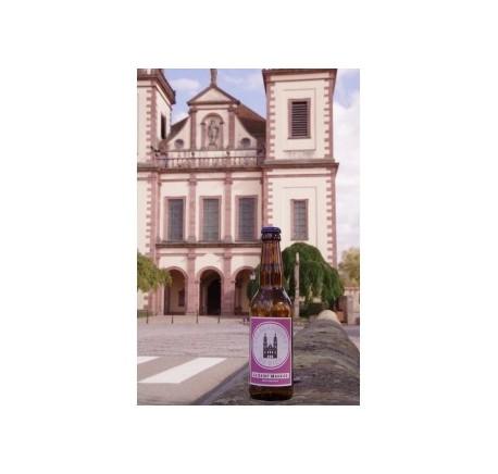 Bière Ried La Saint Maurice bière d'abbatiale - Bière Artisanale - Lecomptoirdesauthentics