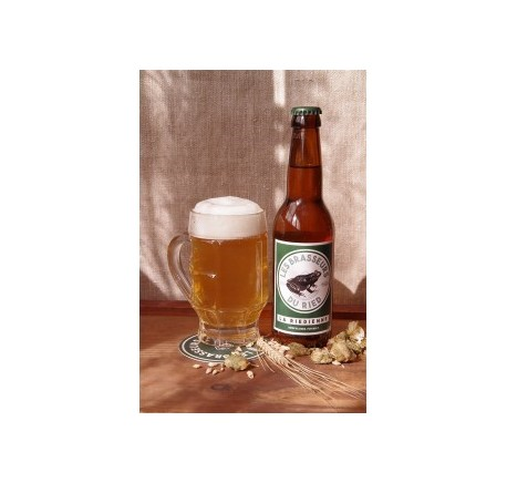 Bière RIED La Riedienne blonde -  - Lecomptoirdesauthentics