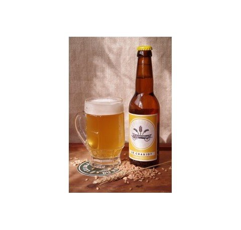 Bière RIED Le Chariot blanche