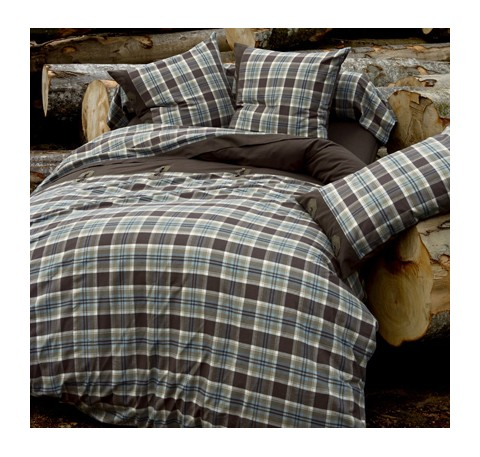 Housse de Couette 240/220 SYLVIE THIRIEZ Collection GRAND NORD