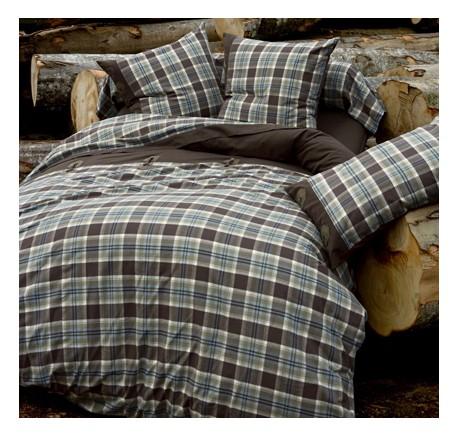 Housse de Couette 240/220 SYLVIE THIRIEZ Collection GRAND NORD - Linge de lit - Chambre à coucher - Lecomptoirdesauthentics