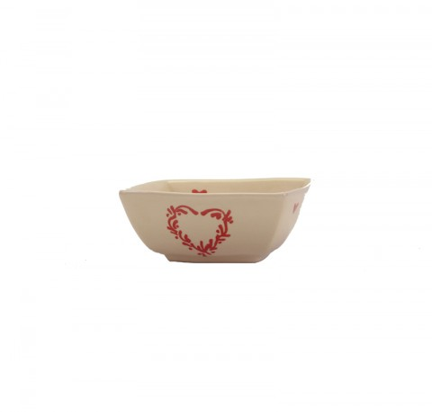 Coupelle Taupe Poterie Artisanale ALSACE 15 cm