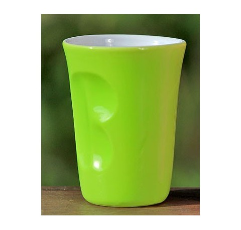 Mug LISA Vert 180 ml