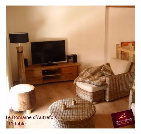 Meuble TV Teck Massif Collection LIONA - Meuble TV - Meubles bois - Lecomptoirdesauthentics