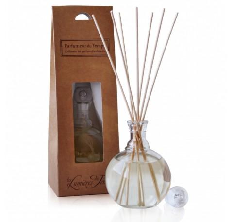 Diffuseur Le Parfumeur Boule CEDRE BLANC - LES LUMIERES DU TEMPS 200 ml.