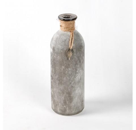 Vase NALANI Hauteur 20 cm brun