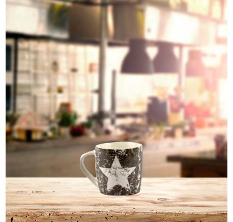 Mug ETOILE Stars Collection Etoile Blanche. - Vaisselle - Lecomptoirdesauthentics