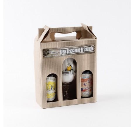 Pack Bière Artisanale ALSACE -  - Lecomptoirdesauthentics