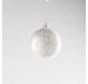 Petite Boule de noël blanche - Décoration de Noël  - Lecomptoirdesauthentics