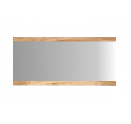 Miroir Teck Massif Salle de bain 105 cm - Salle de bain - Lecomptoirdesauthentics