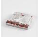 20 serviettes en papier 2 cerf blancs - Décoration de Noël  - Lecomptoirdesauthentics