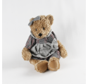 Peluche Ours CARLY Louise Mansen 39 cm