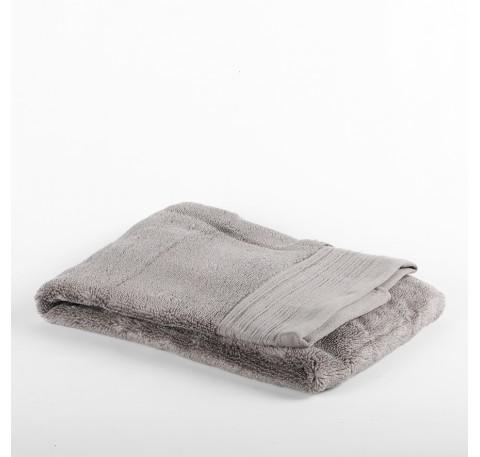 Serviette Eponge INAYA coloris gris
